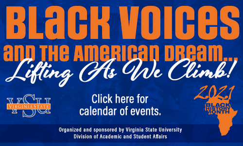 Division of Academic and Student Affairs Black History Month