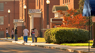 Visit the VSU Campus