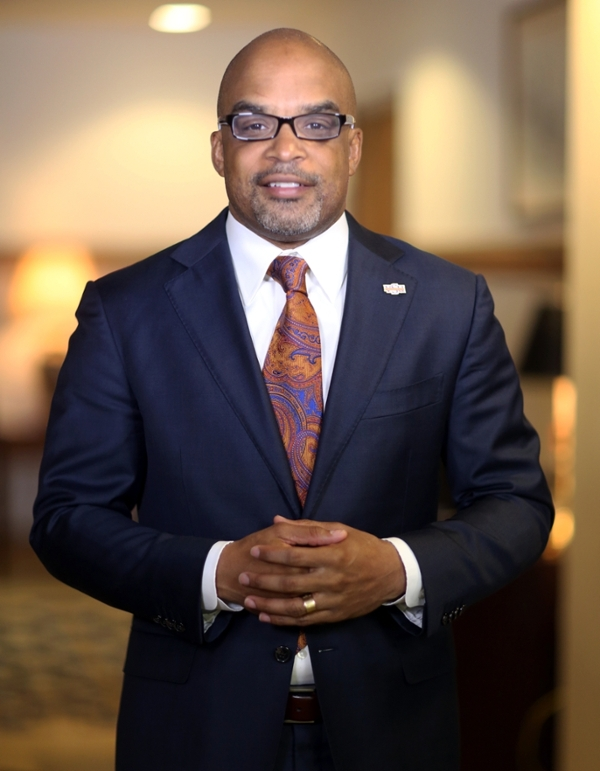 Virginia State University's Board of Visitors extend President Abdullah's Contract