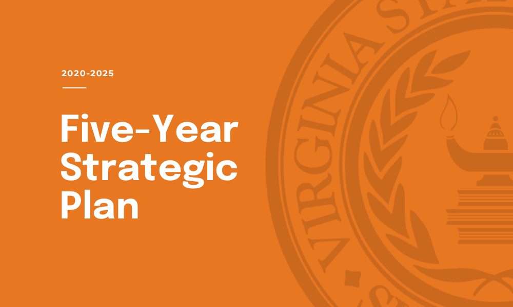 Our Five-Year Strategic Plan